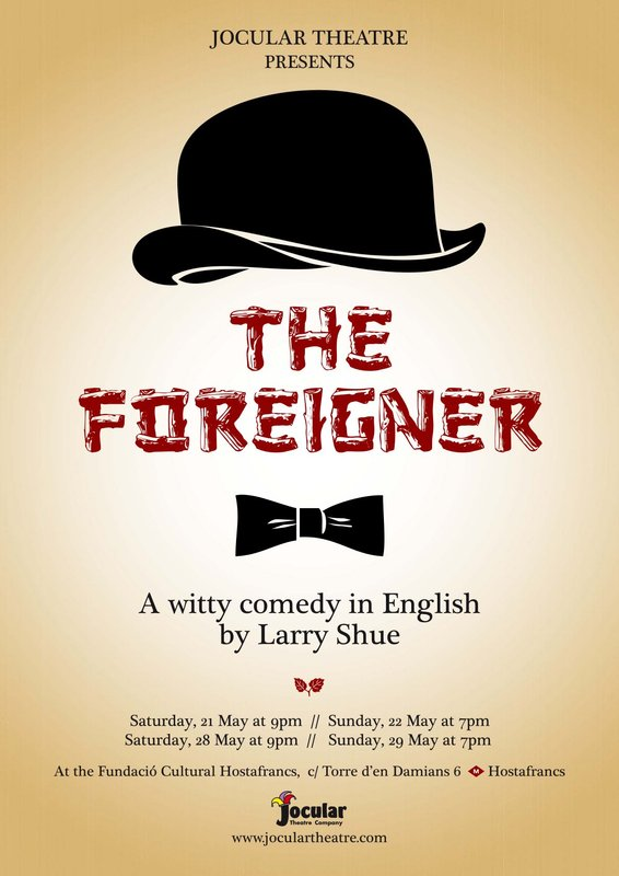the foreigner - photo #10